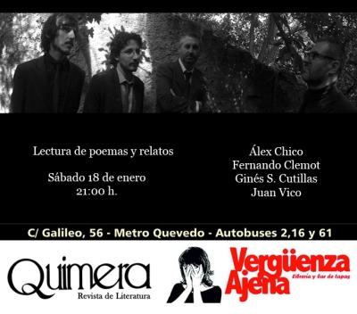 CARTEL_ QUIMERA