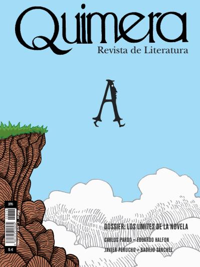 Quimera. Revista de literatura. Núm. 376 (marzo 2015)