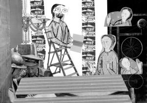 Prohibido leer teatro de Ruth Vilar