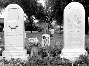 Testaccio: tumba de Keats