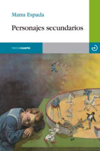 Personajes secundario, Manu Espada (Menoscuarto, 2015)