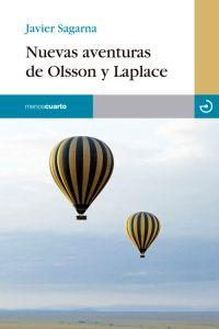 Nuevas aventuras de Olsson y Laplace de Manu Espada