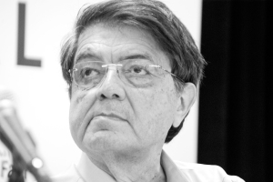 Sergio Ramírez por Rodrigo Fernández