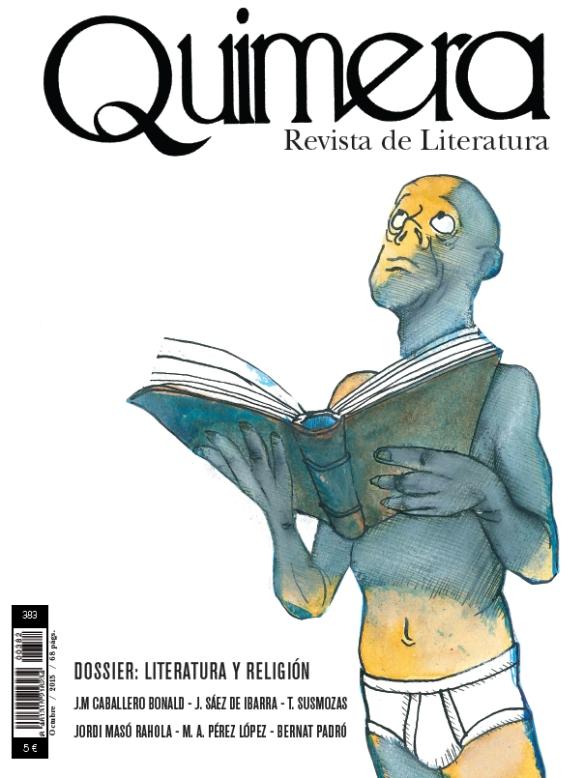 Quimera. Revista de literatura. Núm. 383 (octubre 2015)
