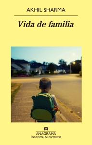 Ana Prieto Nadal: Vida de familia de Akhil Sharma