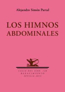 Los himnos abdominales de Alejandro Simón Partal: reseña de Almoraima González